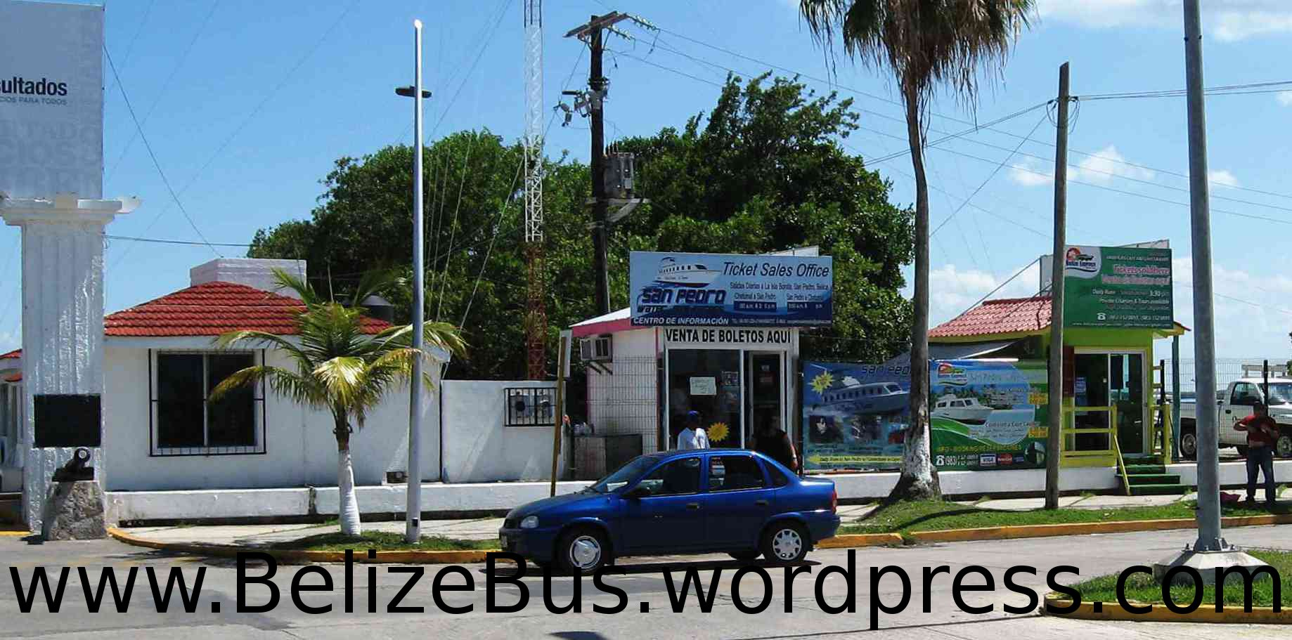 Renting A Car In Mexico And Driving To Belize